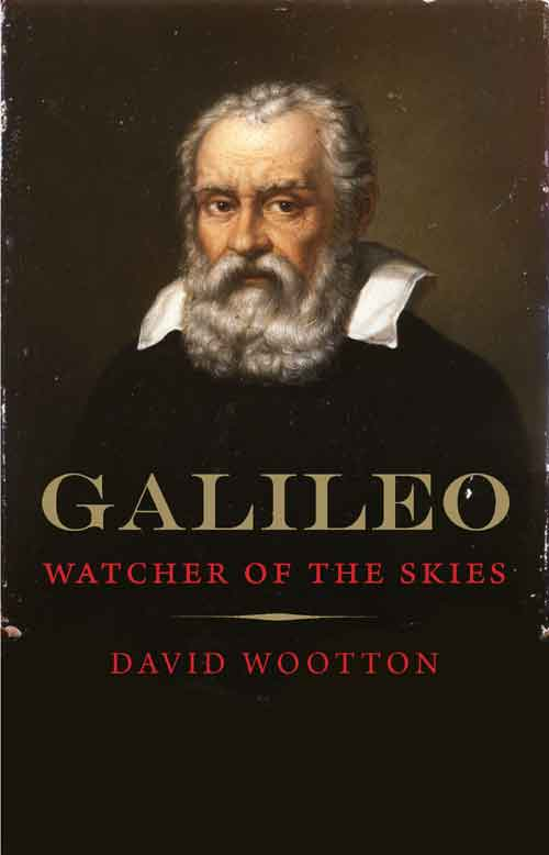 Galileo Watcher of the skies cover